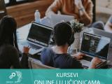 Kursevi i online i u ucionici